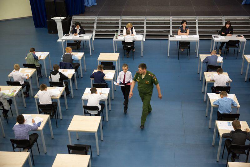 Отремонтировать вступительные экзамены в военное училище известный роман