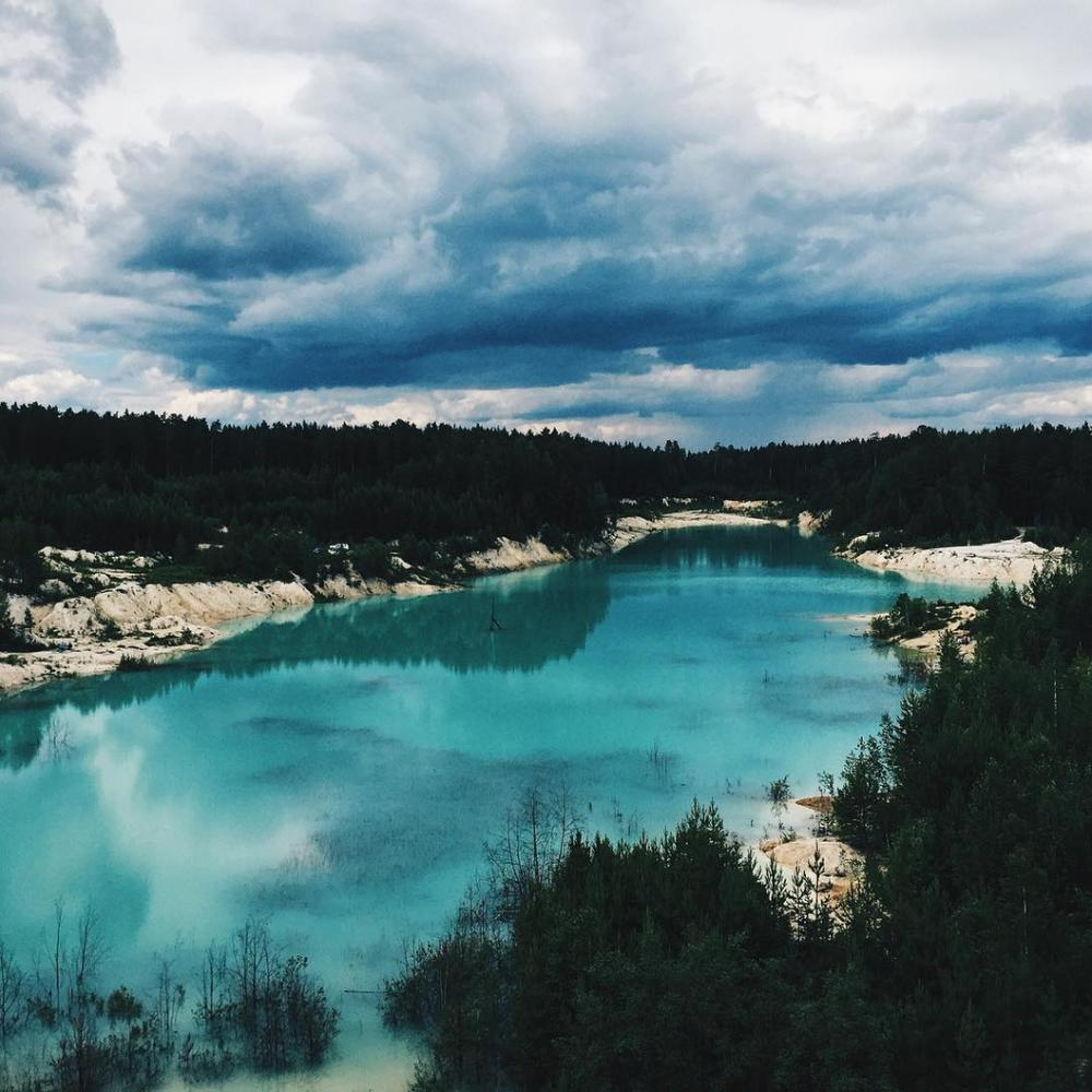 Озеро кыштым челябинская область фото